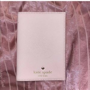 kate spade mikas pond passport holder